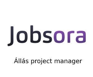 Jobsora - Project Manager állások