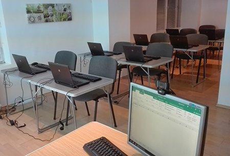 MS Excel, PowerPoint és Word képzések - EntSol Informatikai Oktatások, Cooper Center